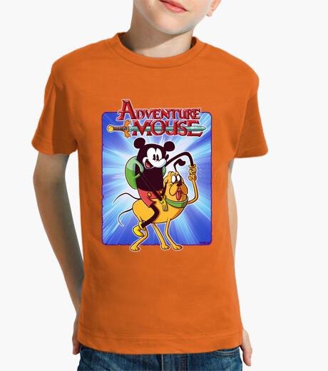 Adventure mouse kids clothes