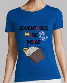 Adventures are inside books V.2