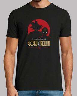 adventures of goku & krillin