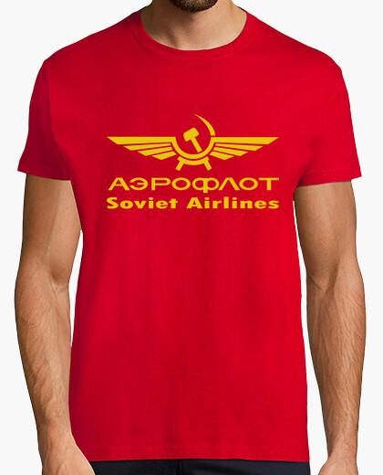 Tee-shirt aeroflot