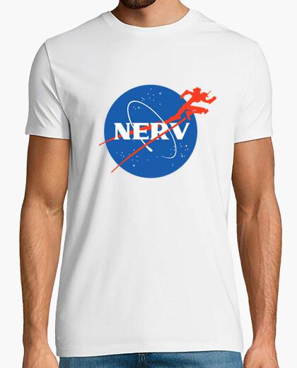 Camiseta aeronáutica nerv