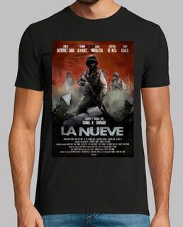affiche de chemise de soutien des neuf