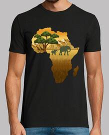 Africa Selva Animales