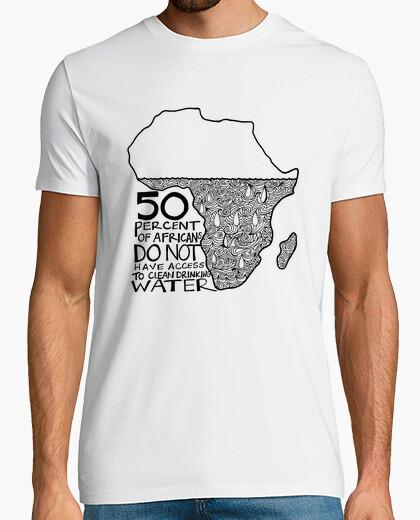 Camiseta África sin Agua - mc chico