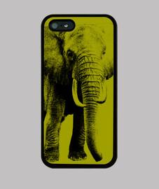 afrique cas d'éléphant