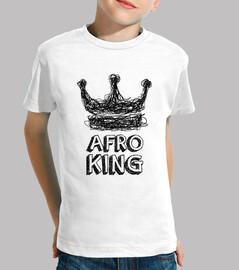 Afro king (Niñ@)