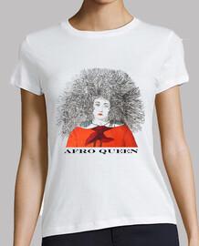 Afro Queen woman