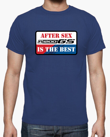 Camiseta After Sex R1200 GS