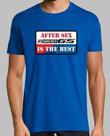 After Sex R1200 GS