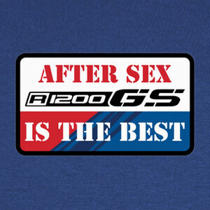 Camisetas After Sex R1200 GS