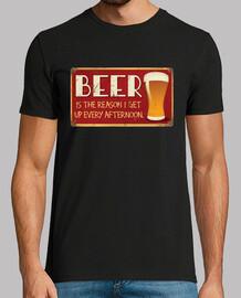 Afternoon beer