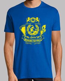 Against modern football (amarillo)