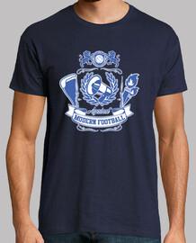 Against modern football (azul-blanco)