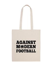Against Modern Football. En contra del f
