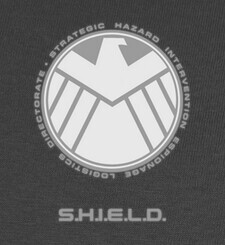 Camisetas Agents of S.H.I.E.L.D.