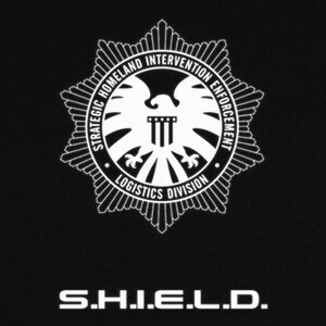 Camisetas AGENTS OF S.H.I.E.L.D. , logo