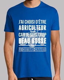 Agriculteur - beau gosse