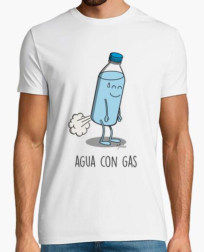 Camiseta Agua Con Gas