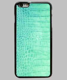 agua verde croco