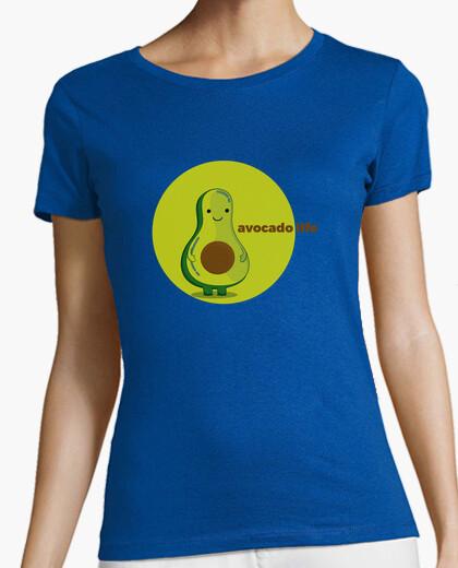 Camiseta aguacate vida, divertido aguacate