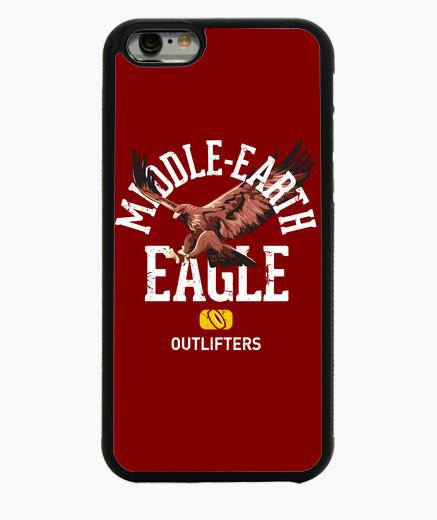 Funda iPhone 6 / 6S águila-tierra media (señor de los anillos)
