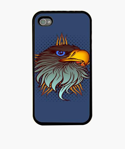 Funda iPhone águila de fuego