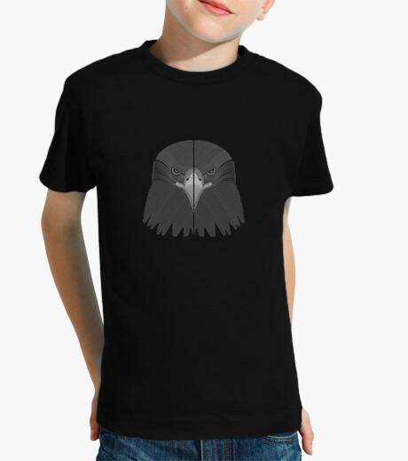 Ropa infantil Águila geométrica