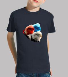 Águila tricolor