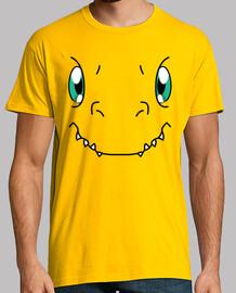 Agumon - Cara - Digimon