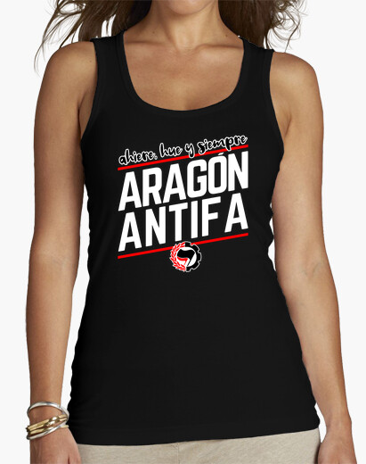 Ahiere hue and always aragon antifa t-shirt