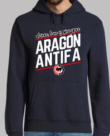 Ahiere, hue y siempre Aragón Antifa