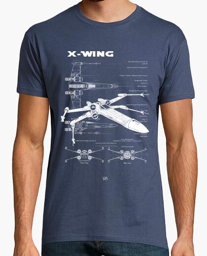 Tee-shirt aile-x