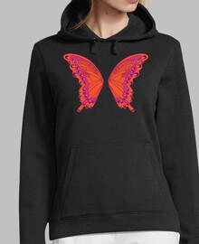 ailes de fée papillon