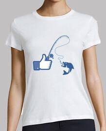 aime la pêche aime - facebook