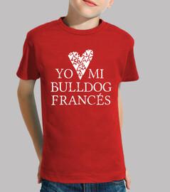 aime mon bouledogue français