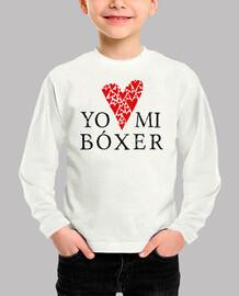 aime mon boxer
