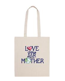aime ta mère la terre