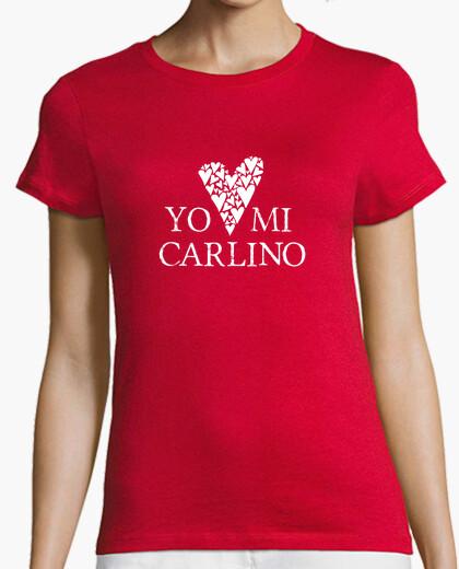 Tee-shirt aimer mon roquet