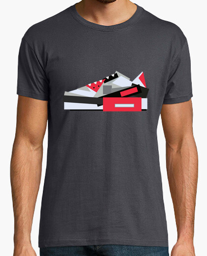 Camiseta AIR 90  Red Cubos