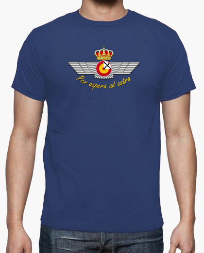 Air force emblem (with slogan) t-shirt