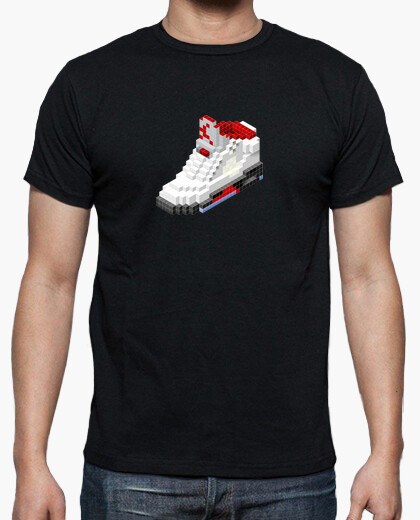 Camiseta Air Jordan 5 Retro Pixel 3D