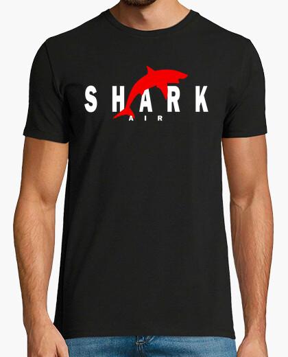 T-shirt air shark