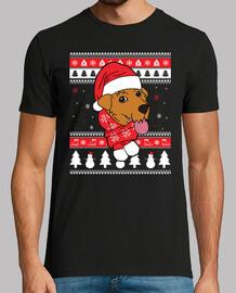 Airedale Terrier chien de Noël