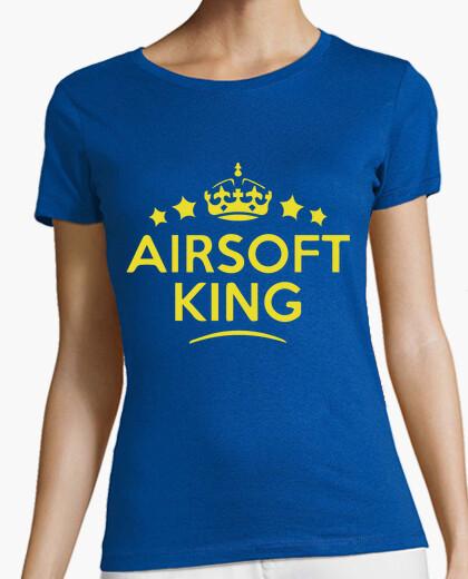Camiseta AIRSOFT KING