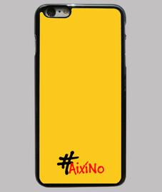Així No Funda iPhone 6 Plus, negra