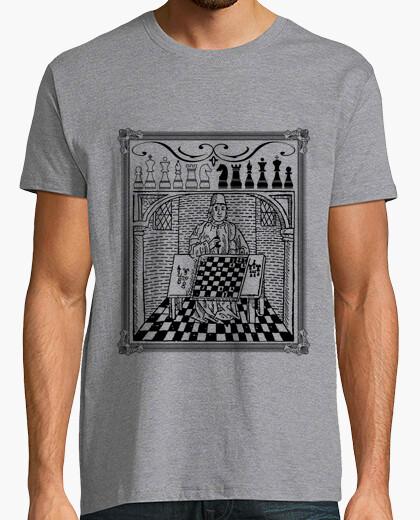 Camiseta AJEDREZ ANTIGUO