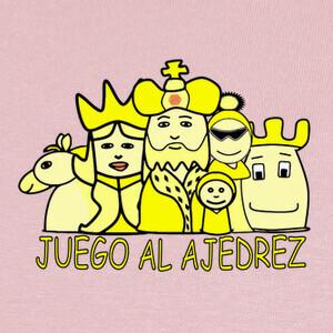 Camisetas Ajedrez Blancas Juego al ajedrez
