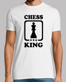 ajedrez campeón del rey
