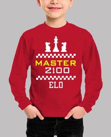Ajedrez Maestro - 2500 ELO