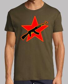 AK47 Estrella roja
